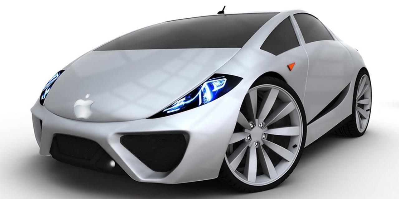 coche de Apple concepto