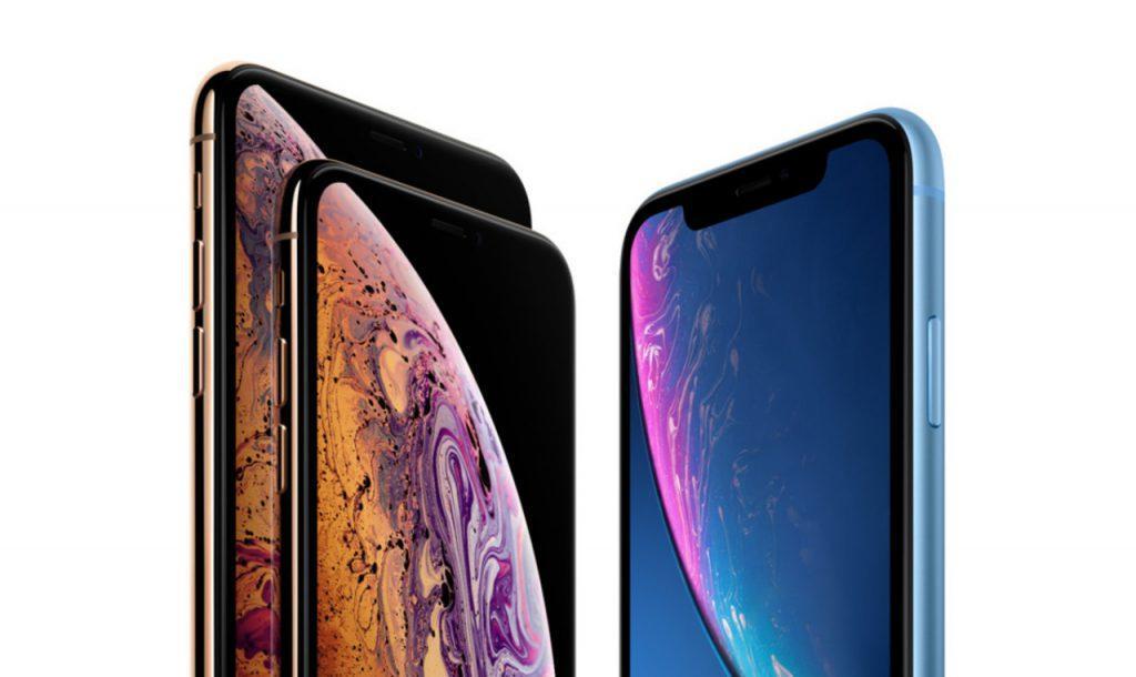 iPhone XS y XR