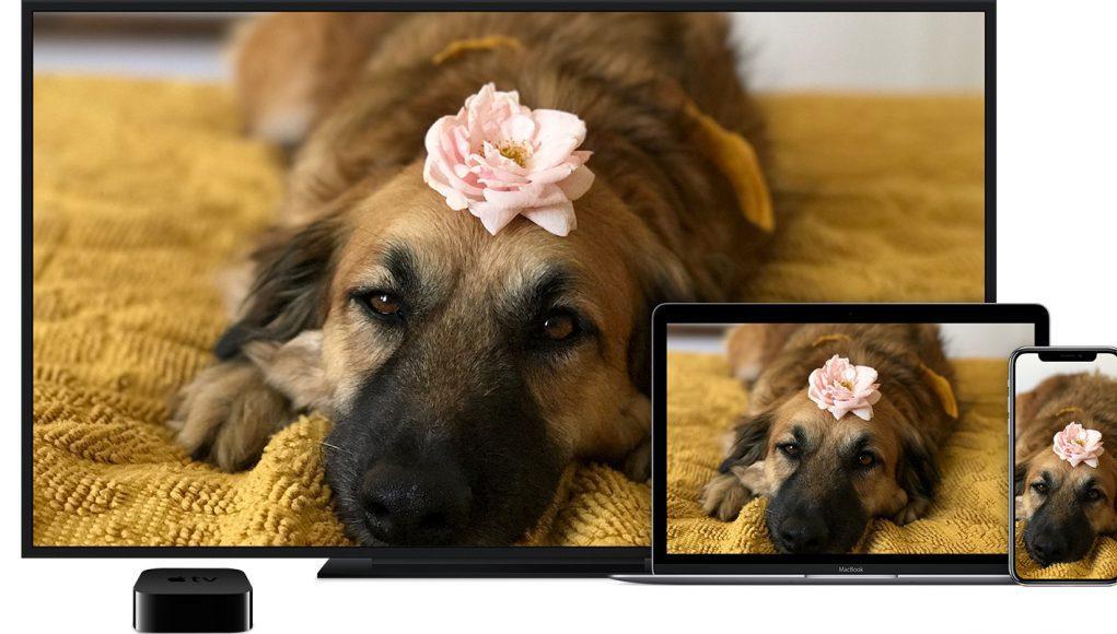 duplicar pantalla iphone en tv
