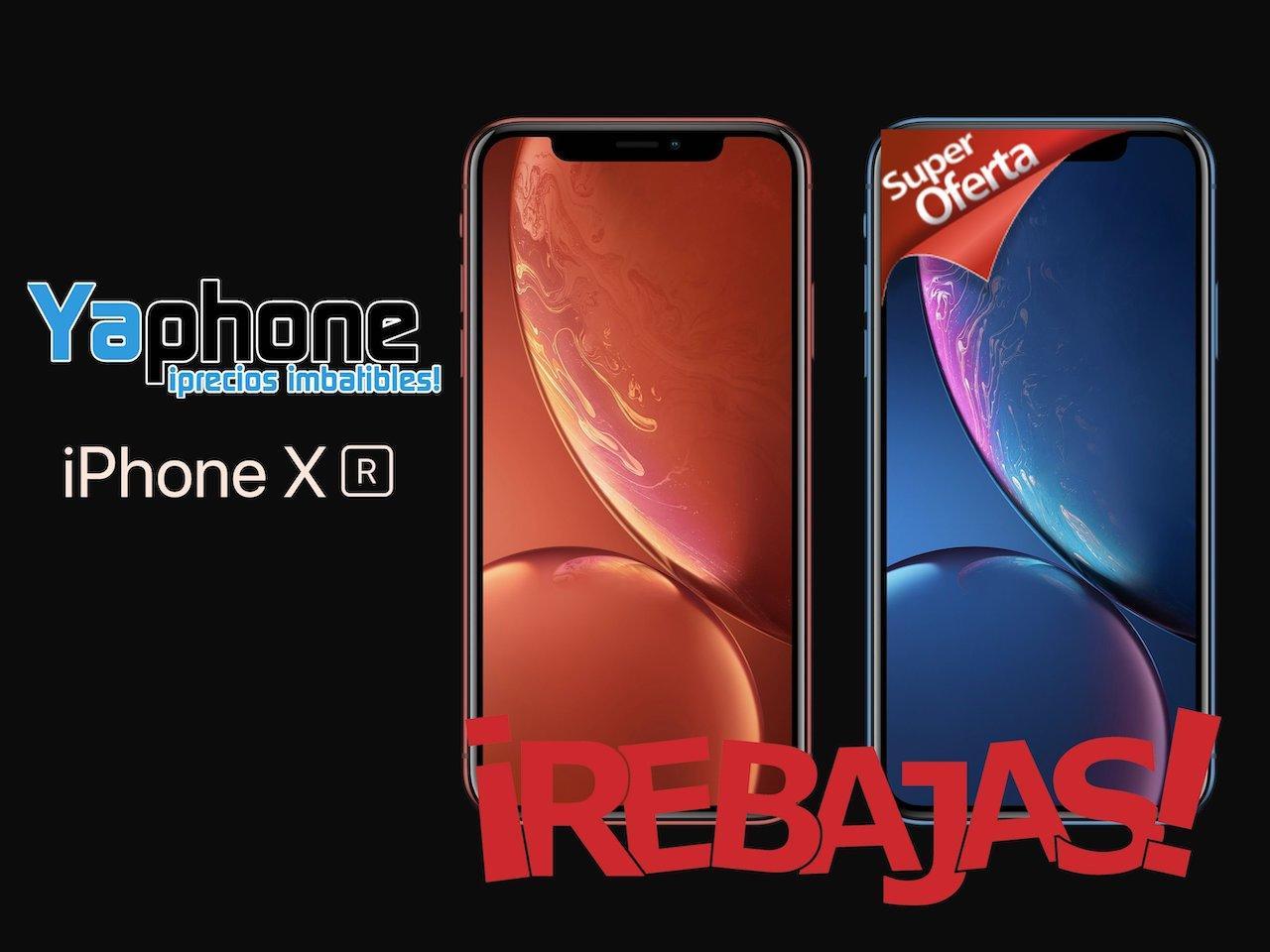 yaphone rebajas iPhone