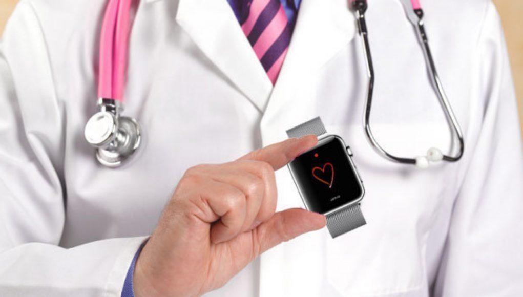 Apple Watch médico