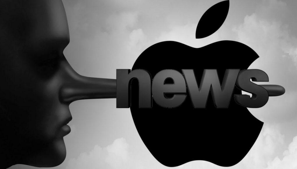 Apple contra fake news