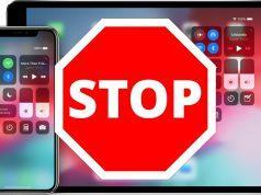 Bloquear aplicaciones iOS