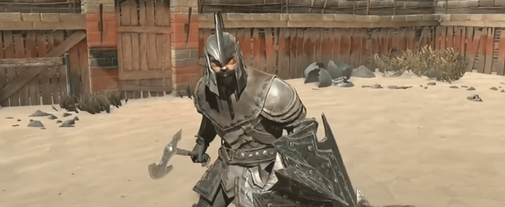 The Elder Scrolls Blades IOS