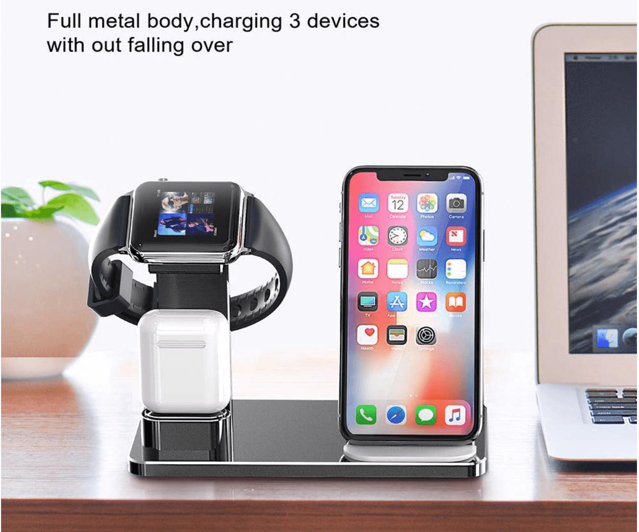 dock de carga iPhone
