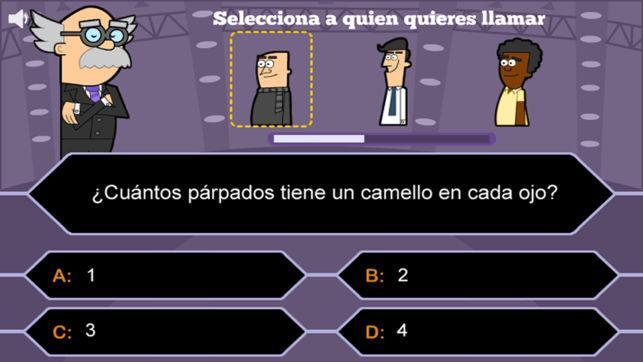 Casi Millonario IQ Test de Inteligencia juegos de preguntas iPhone