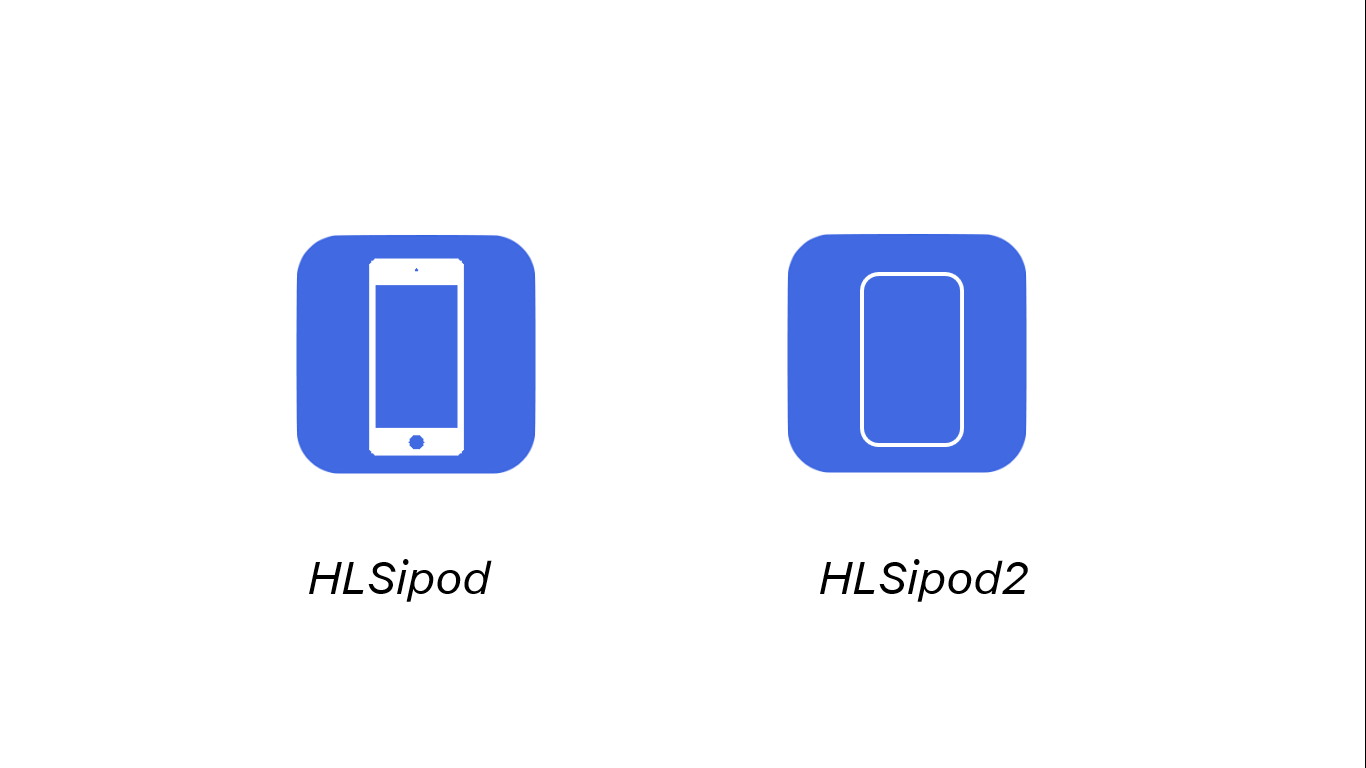 icono nuevo iPod touch de 7ª generacion