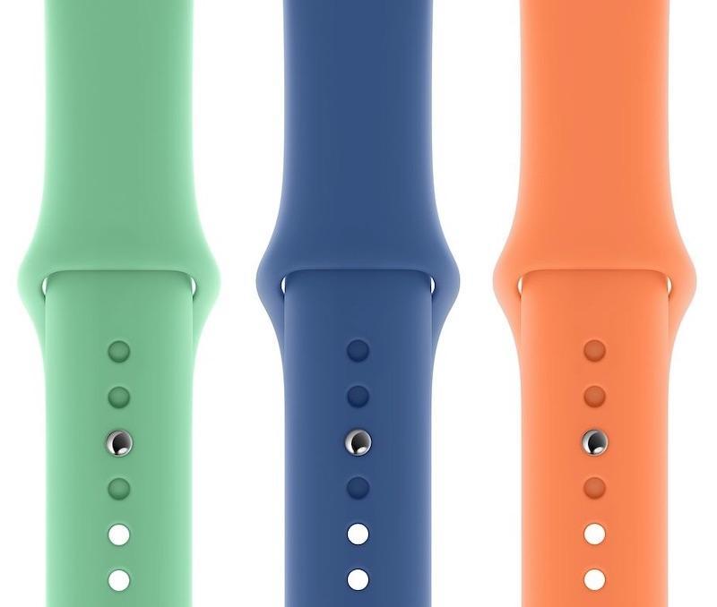 Nuevas correas Apple Watch