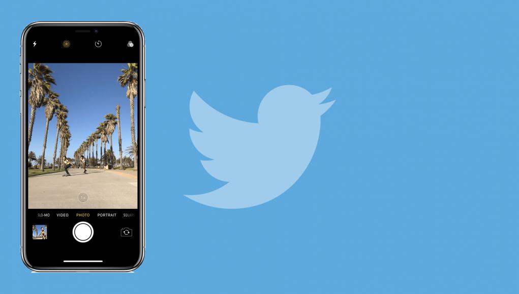 Twitter Live Photos