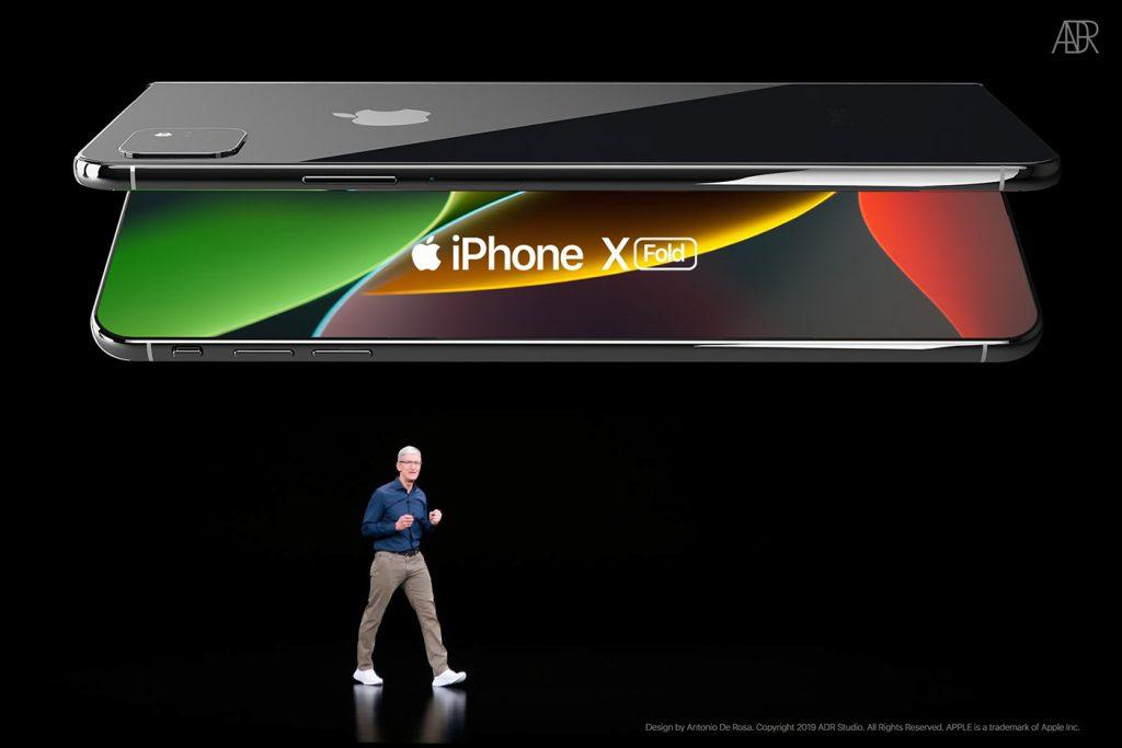 iPhone plegable concepto 4