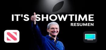 Todo esto es lo que hemos visto presentado en la Keynote de marzo de Apple
