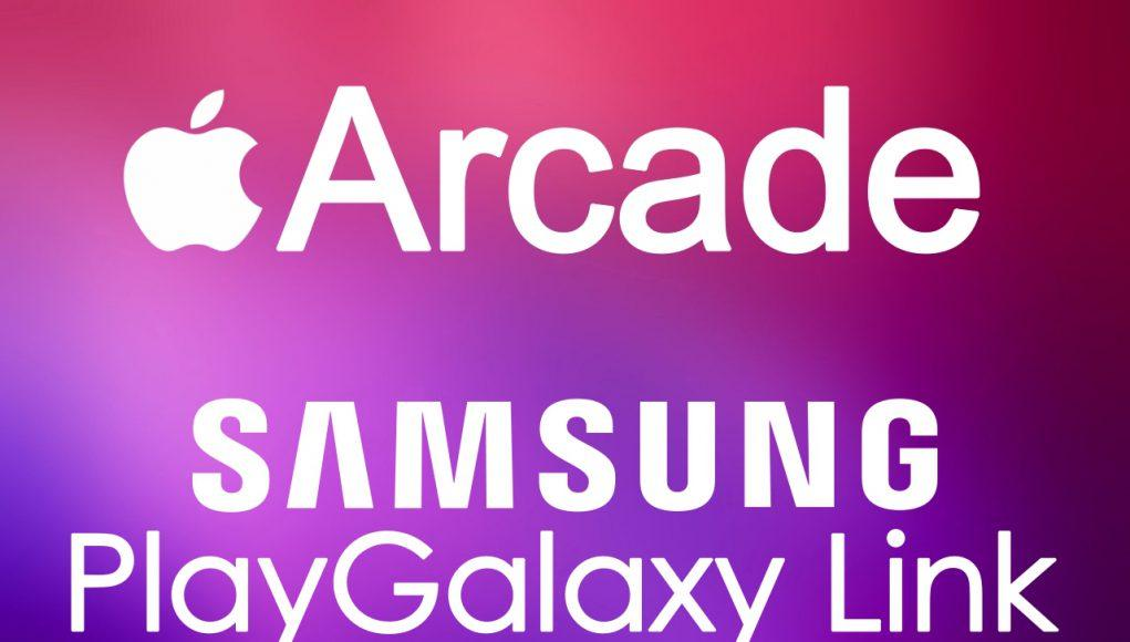 Apple Arcade Samsung PlayGalaxy Link