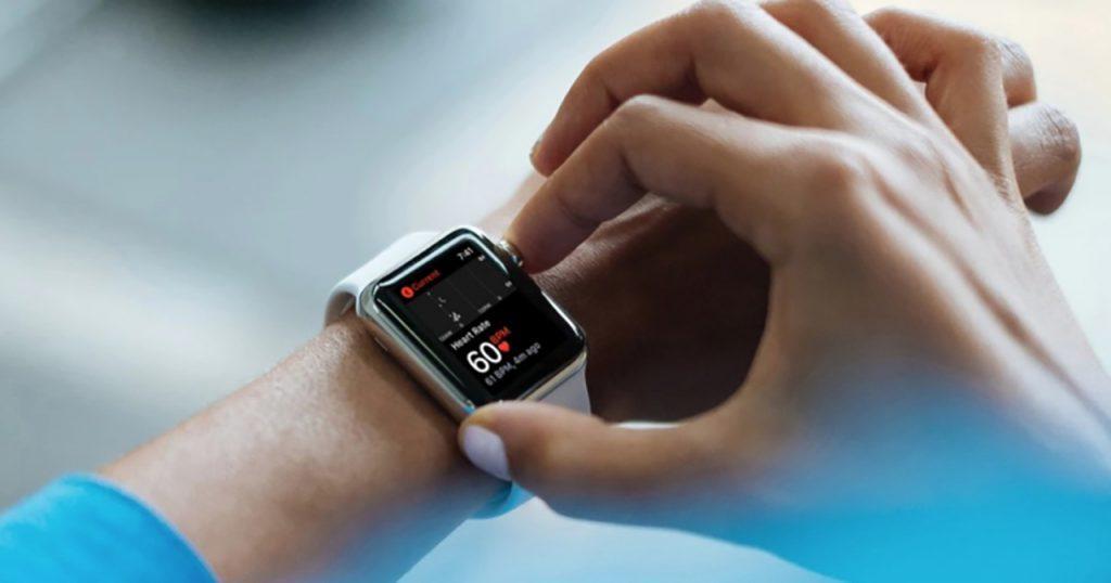 Apple Watch Pulsaciones