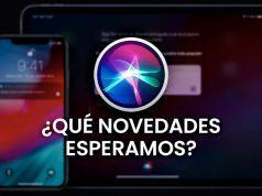 Que novedades esperamos de Siri en iOS 13