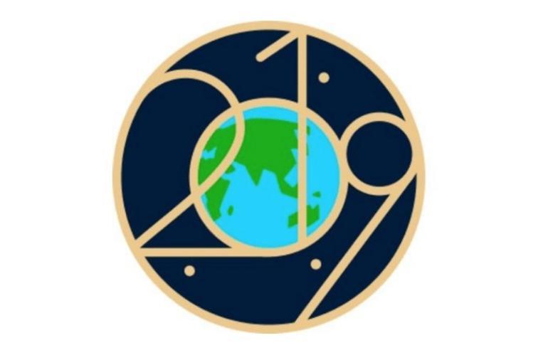 Insignia Día de La Tierra 2019