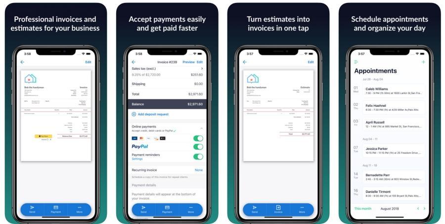 Invoice 2go apps de la semana