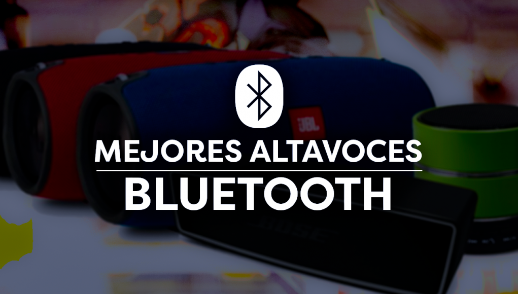 Mejores altavoces bluetooth iPhone