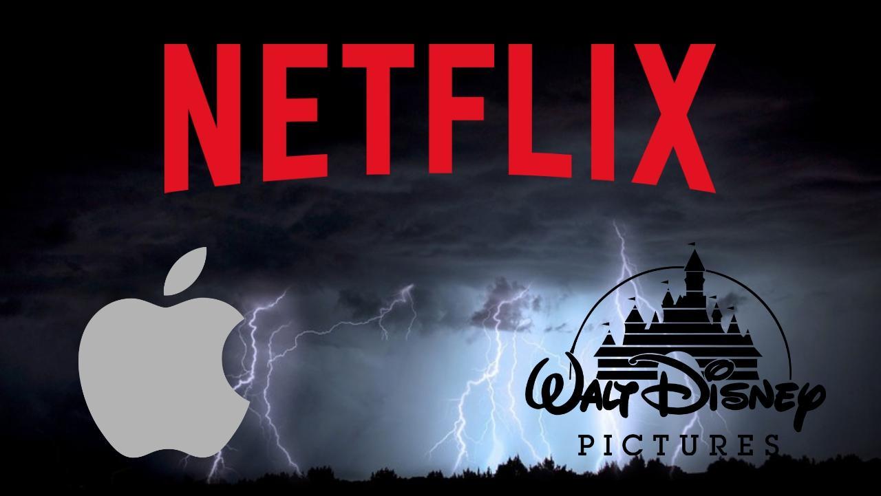 Netflix Apple Disney
