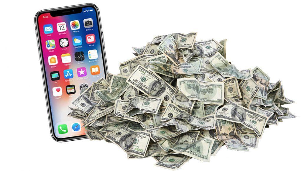 Precio iPhone
