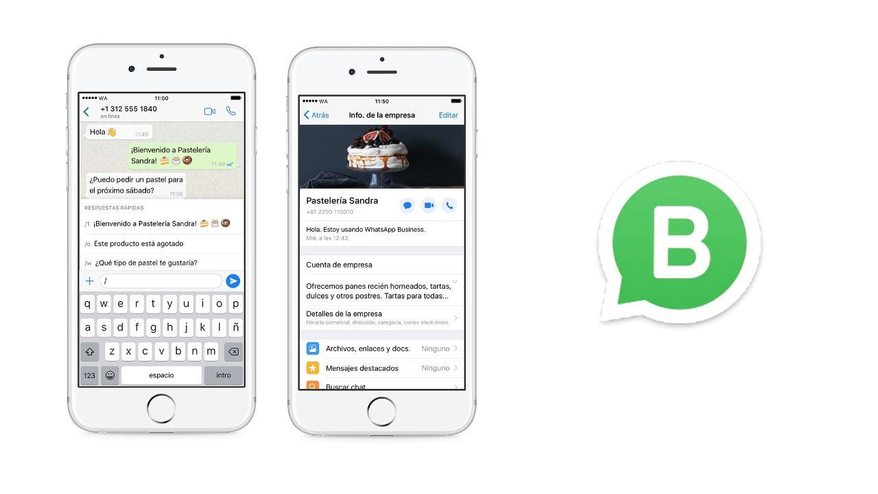 WhatsApp Business para iPhone