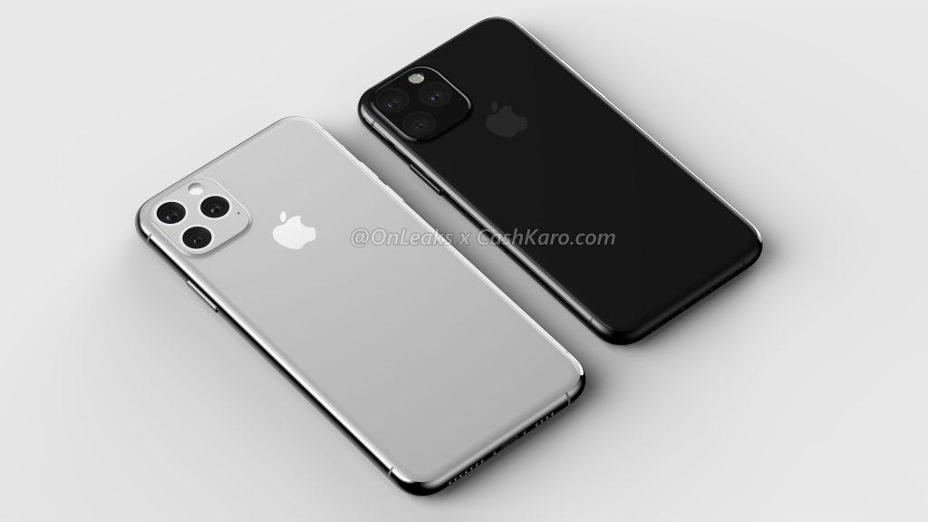 render iPhone XI iPhone XI Max