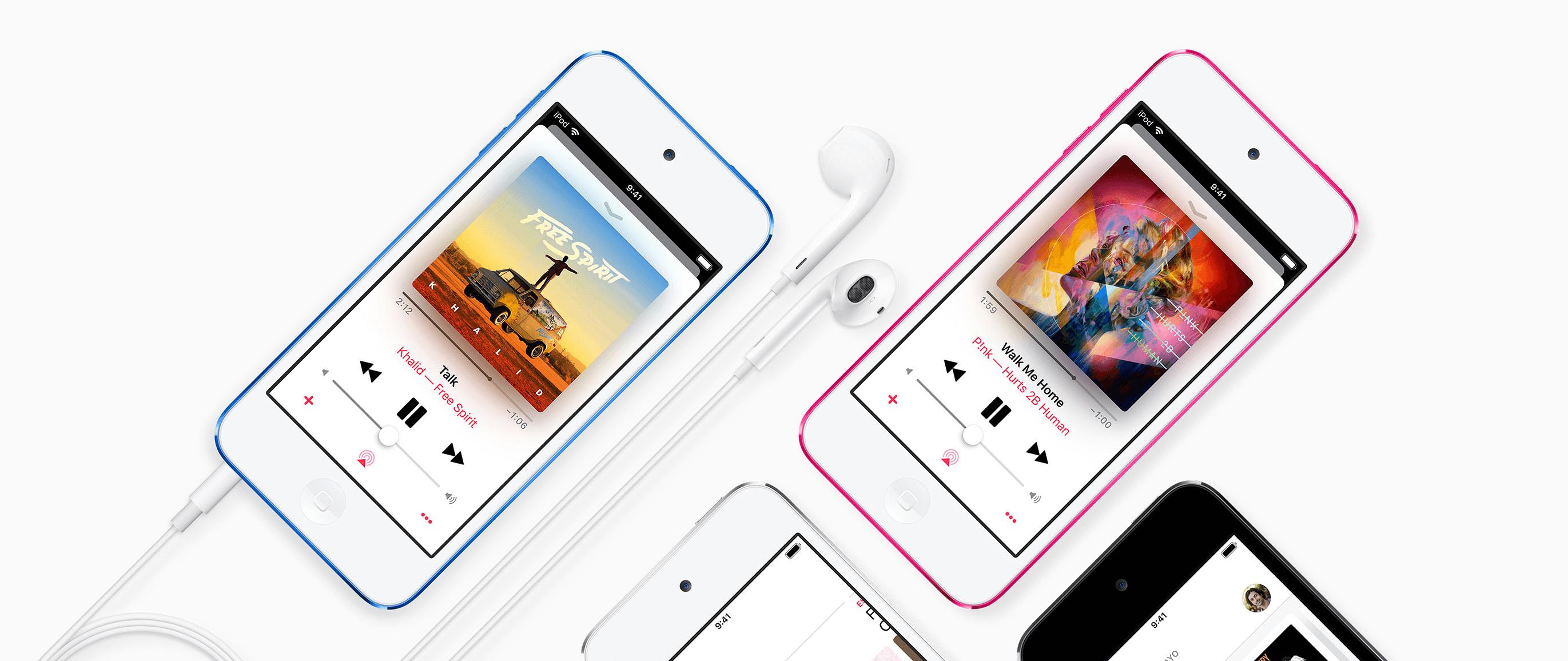 Resultado de imagen para ipod touch 2019