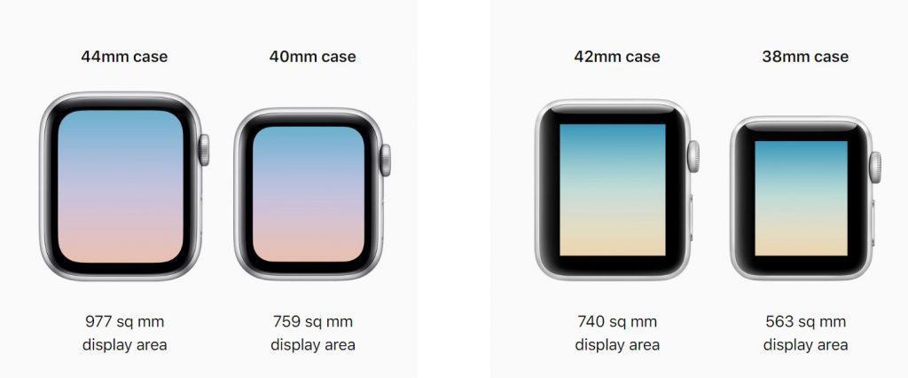 Diferencias Apple Watch Series 4 y Series 3