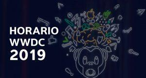 Horario-WWDC-2019