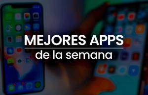 Mejores apps de la semana 3