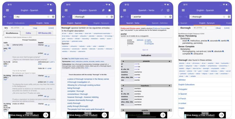 apps aprender ingles iphone