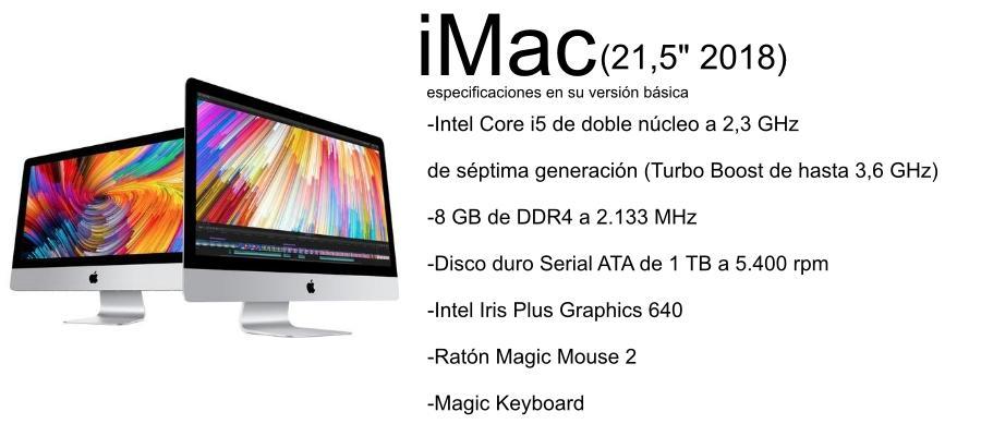 imac - mejor mac para diseño grafico