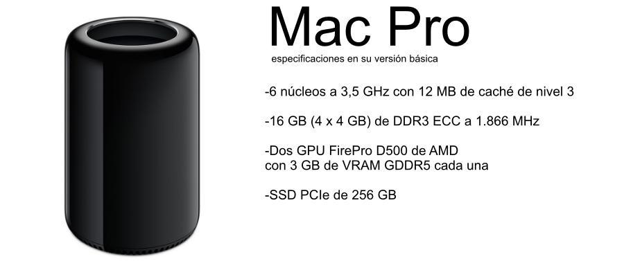 mac pro - mejor mac para diseño grafico