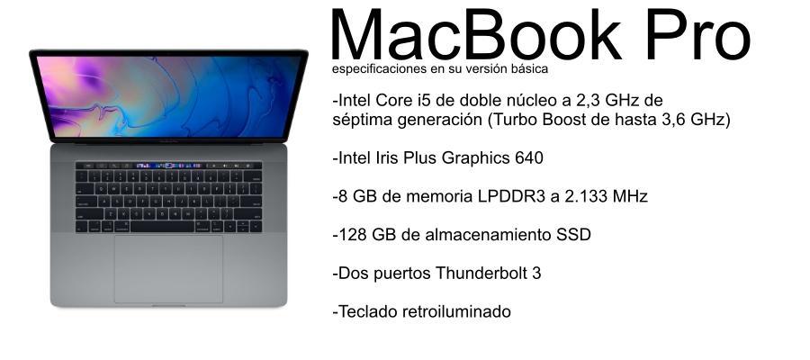 macbook pro - mejor mac para diseño grafico