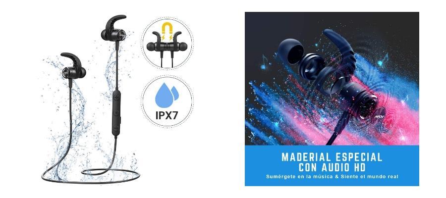 mejores auriculares baratos bluetooth