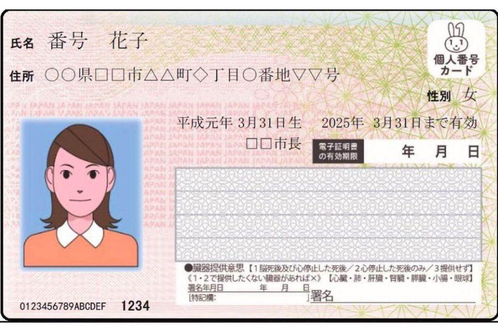 Tarjeta de identificación japonesa que será compatible con el NFC de los iPhone