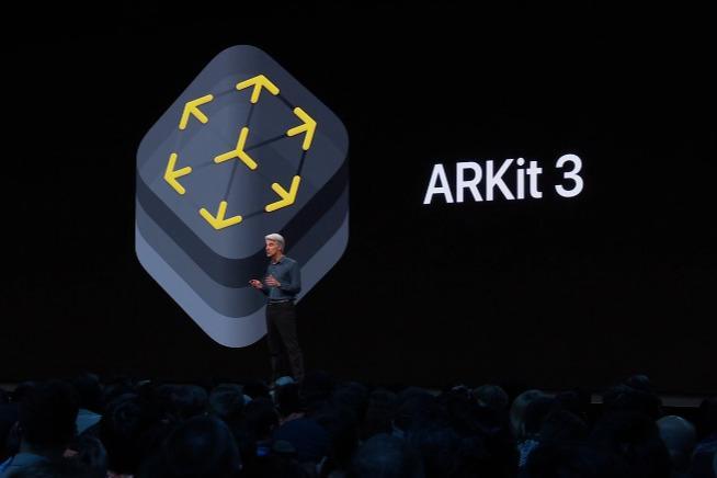 ARKit 3 Apple