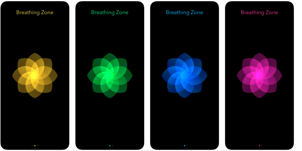 Breathing Zone apps gratis iphone ipad