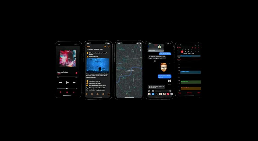Apple lanza la primera versión beta pública del iOS 13