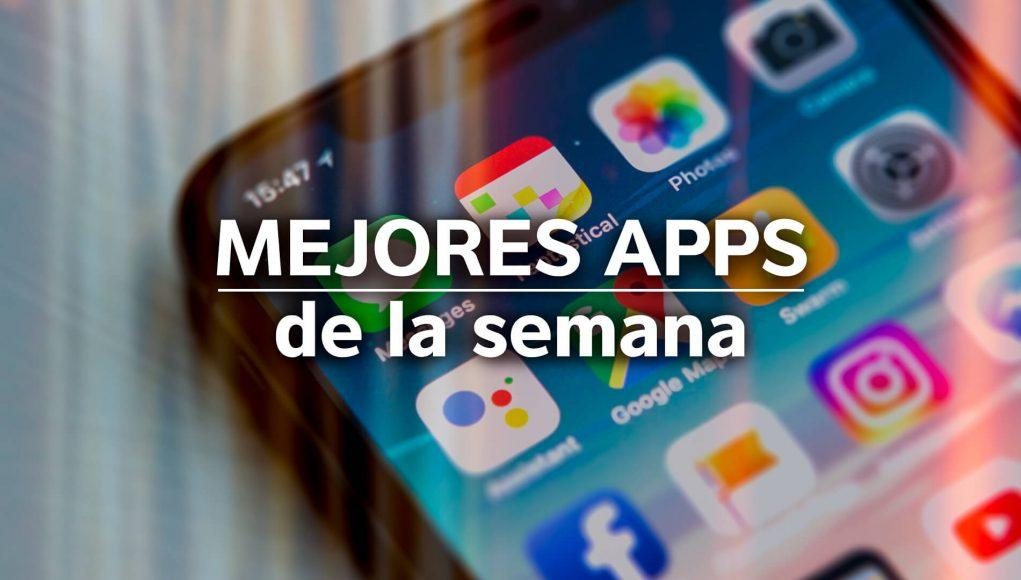 Mejores apps de la semana 4