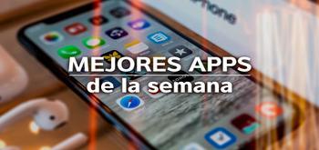 Estas son las apps más destacadas de la semana en la App Store de iOS