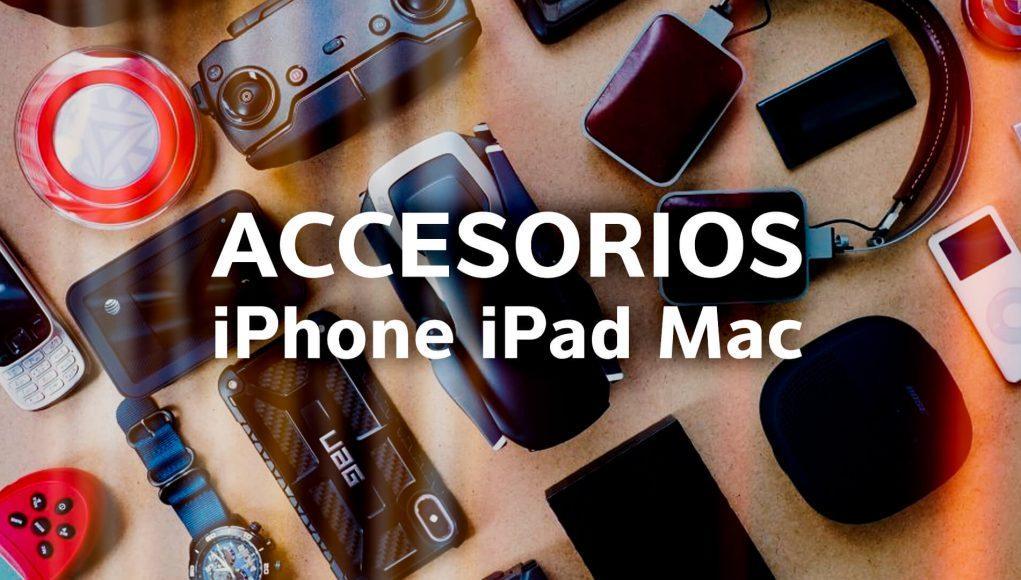 Accesorios baratos iPhone iPad Mac