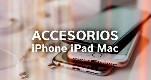 Accesorios baratos iPhone iPad Mac