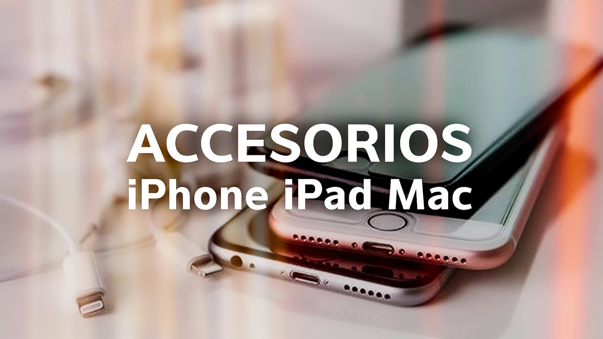 Accesorios baratos iPhone iPad Mac 1