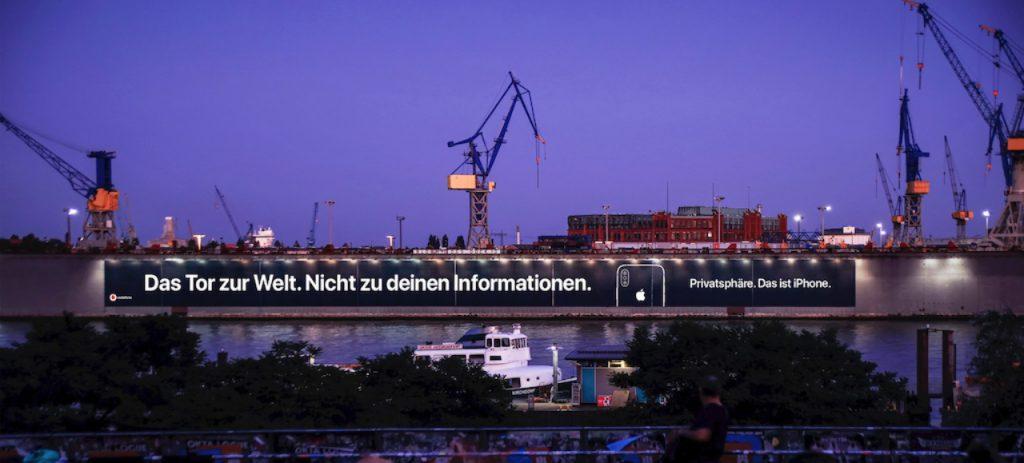 Apple Privacidad Hamburgo