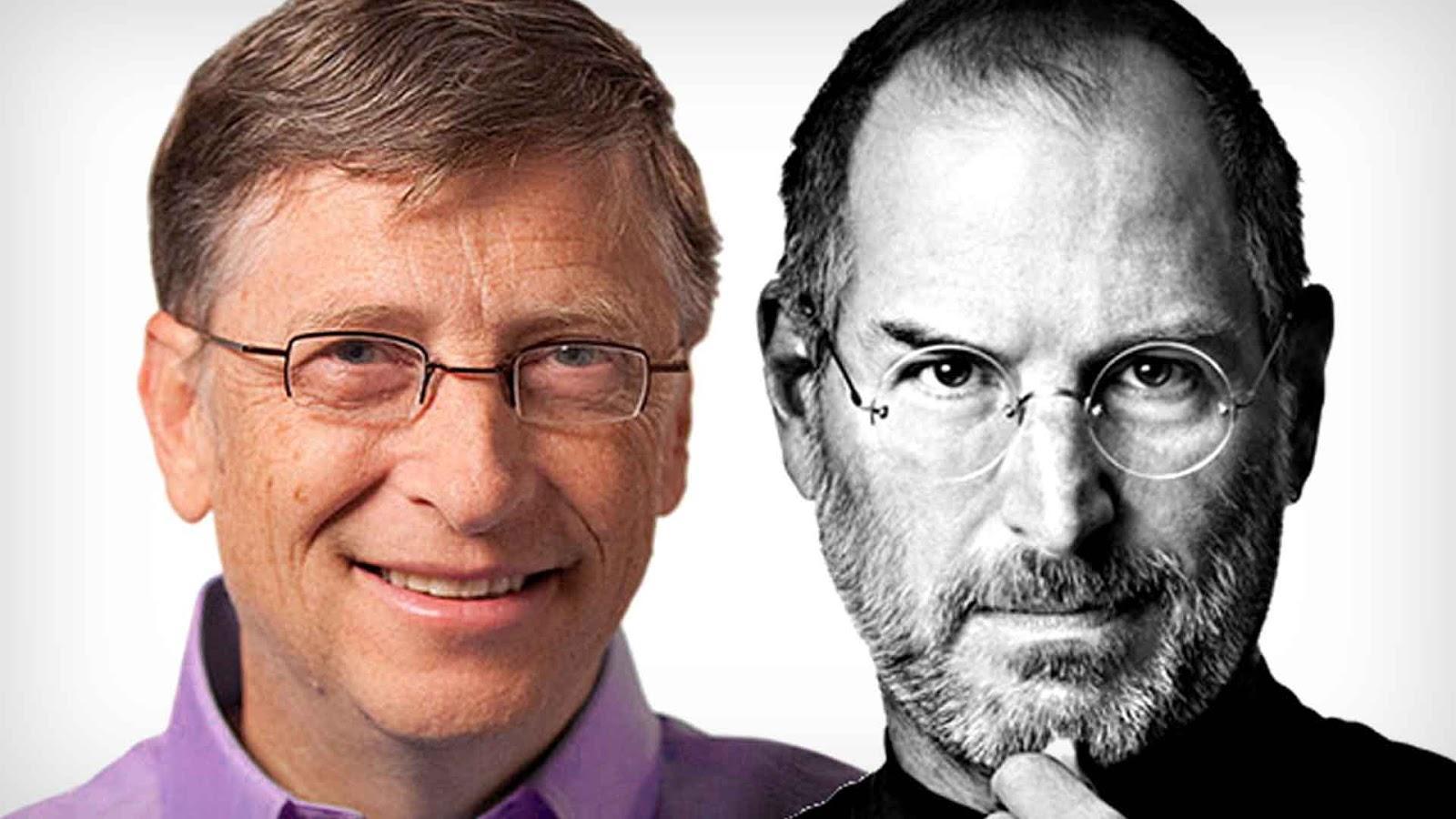 Bill Gates Alaba A Steve Jobs Afirmando Que Este Era Un Mago