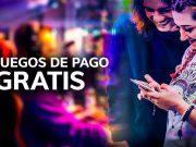 JUEGOS DE PAGO GRATIS JUEGOS GRATIS IPHONE 3