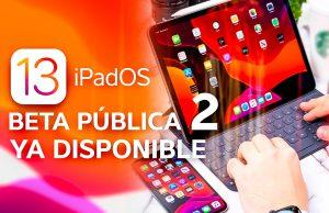 beta iOS 13 y iPadOS