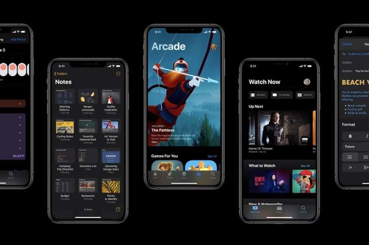 iOS 13 ja iPadOS beta 6 kehittäjille: uutiset ja asennus 1