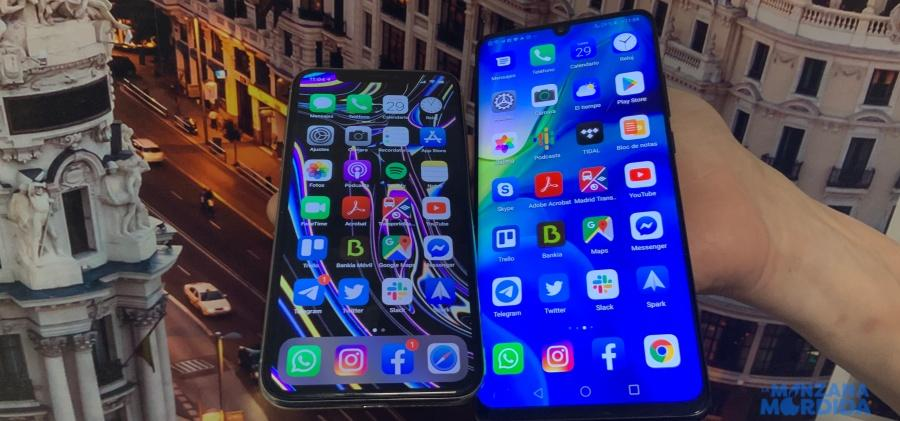 iOS Android EMUI Phone XS Huawei P30 Pro