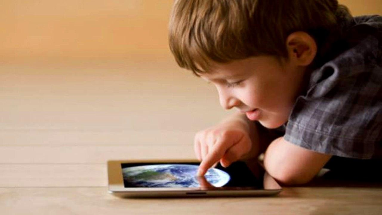 iPad para niños